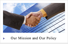 Our Mission and Our Policy